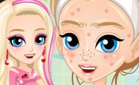 Cute Barbie Spa