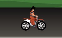 Dragonball Moto Game