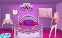 Barbie Bedroom Decoration